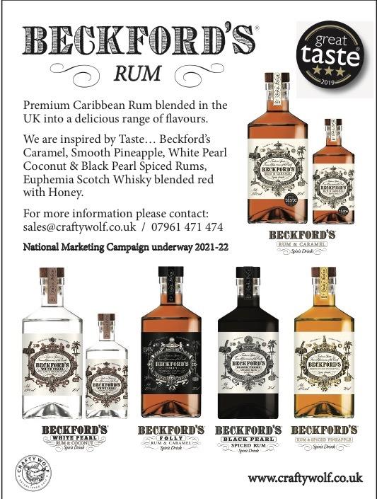 beckford's rum