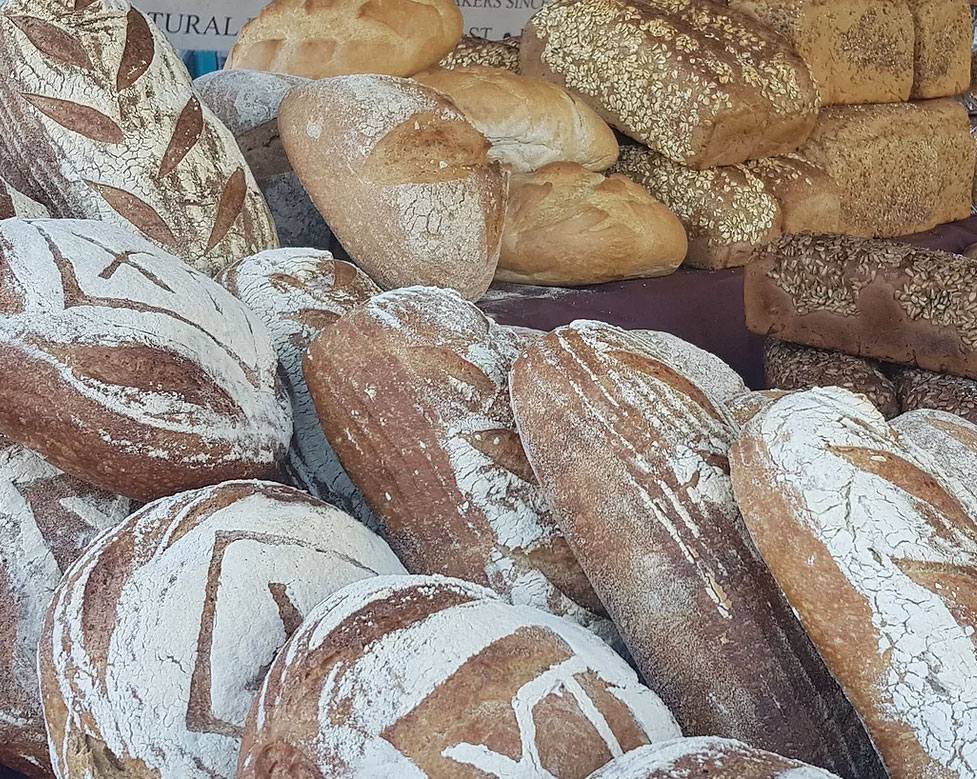 online bread making course