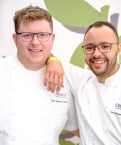 ryan and liam simpson trotman chefs